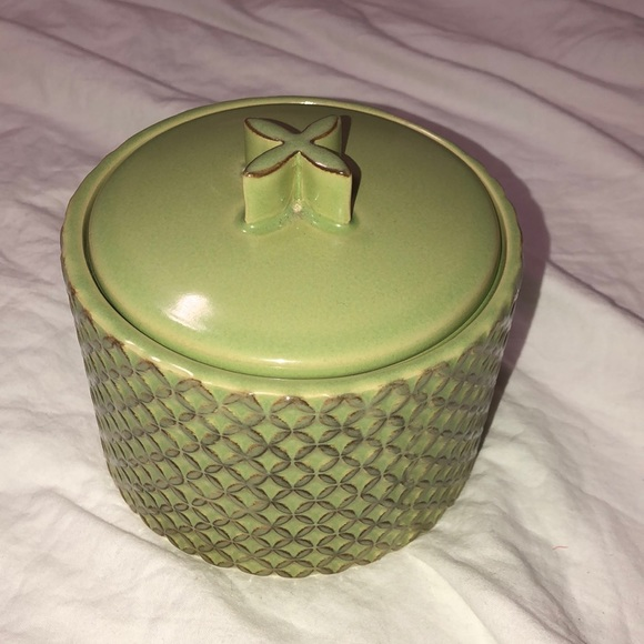 Urban Outfitters Lidded Jar